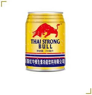 250ml泰国红牛