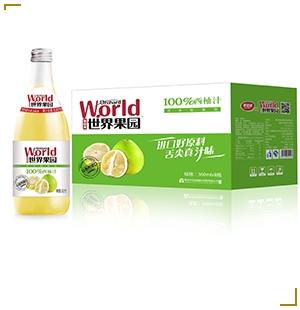 世界果园西柚汁